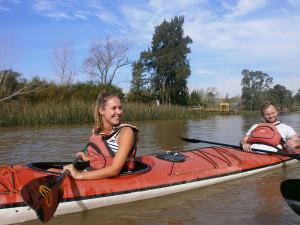 pareja-kayak